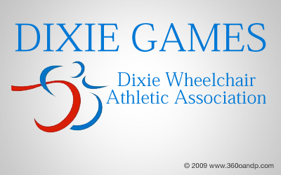 Dixie Wheelchair Athletic Association hosts the 2010 Dixie Games in Tampa FL