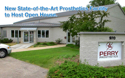 New State-of-the-Art Prosthetics Facility to Host Open House