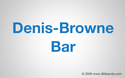 Denis-Browne Bar