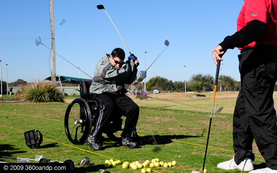 Florida Adaptive Golf