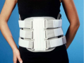 Spina II Spinal Orthosis with Soft Front