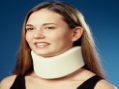 "1"" Soft Foam Cervical Collar - Universal"